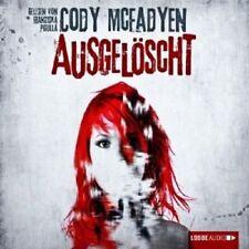 CODY MCFADYEN - AUSGELÖSCHT 6 CD NEU