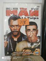 THE MAN LA TALPA 2006 SAMUEL L JACKSON EUGENE LEVY DVD NUOVO