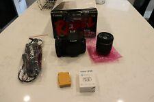 Canon EOS Rebel T5i 700D 18.0 MP DSLR with EFS 18-55mm STM Lens