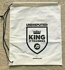 Duffle Bag Drawstring JD SportsStyle Gym Bag Durable With Rope StringWhite NE