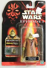 ESZ1629. Star Wars Episode 1 Boss Nass Action Figure -Hasbro (1998)=