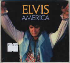 Elvis Presley - America - Omaha 1976 Rare OOP FTD CD - Brand New - MINT - Sealed