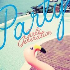 GIRLS' GENERATION SNSD [ PARTY ] SINGLE ALBUM
