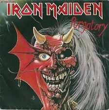 "Iron Maiden - Purgatory  45T (7"") ORIGINAL 1981 FRANCE rare !!!!"
