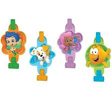 8 Bubble Guppies Childrens Birthday Party Loot Favor Treat Blowouts