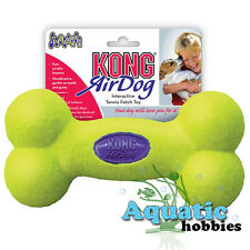 Kong Air Dog Bone Small Squeaker For Dogs Puppy Tennis Fetch Toy Floats S