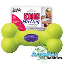 Kong Air Dog Bone Medium Squeaker For Dogs Puppy Tennis Fetch Toy Floats M