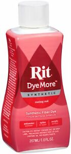 Rit Dye More Synthetic 7oz-Racing Red