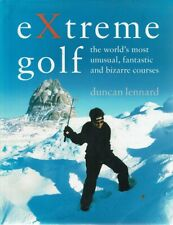 Extreme Golf by Lennard Duncan - Book - Hard Cover - Sports