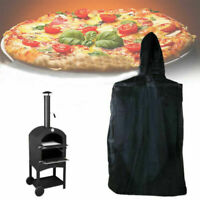 Outdoor Chimney Charcoal Bread Pizza Oven Cover BBQ Grill Protective Waterproof