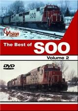Best of SOO Volume 2 - After the Milwaukee Road Merger DVD NEW Cvision Shoreham