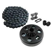 Go Kart Clutch 3/4 Bore 12T Tooth with #35 Chain Centrifugal Minibike Engines