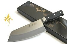 ZHEN Japanese VG-10 3-Layer Forged Light Cleaver Vegetable Chopping Chef Knife