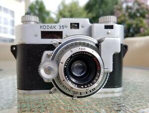 1946 KODAK 35 RF 35mm Rangefinder Camera 50mm f/3.5 Anastigmat Special