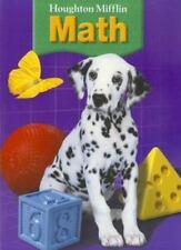 Houghton Mifflin Mathematics: Student Edition, Level 1