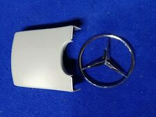 MERCEDES W220 2000-06 WINDSHIELD REAR VIEW MIRROR PLASTIC TRIM GRAY 2208110007