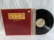 Exile LP All There Is WB BSK 3323 Kentucky 1979