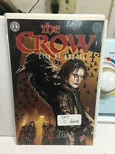 the crow signed by jay o Barr #1 city of angels