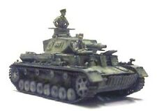 Milicast BG111 1/76 Resin WWII German PzKpfw IV Ausf.D-75mm L/24-Late-Uparmoured