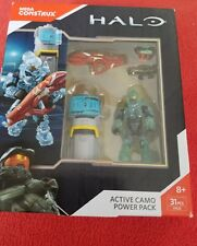 Mega Construx Halo ACTIVE CAMO  BOOST Power Pack, FPJ25,FREE SHIP