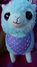"5.75"" alpacas Plush HOT TOPIC New color cotton candy single male alpaca!!!"
