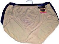 2- pack NWT  Bali MMT048 Comfort Revolution Brief  Panties Size 2XL/9