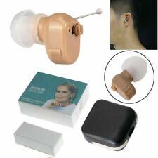 Adjustable AXON K-188 Hearing Aid Digital Mini In Ear Sound Voice Amplifier Aids