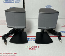 NR MINT🔥Bose Companion 3 Series II Satellite Speakers - 100% WARRANTY