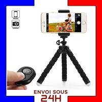 Trépied Pieuvre Portable Réglable Support Smartphone photo gopro octopus tripod