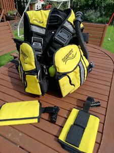 Scuba diving BCD, Buddy Commando, size small, great condition, reliable make