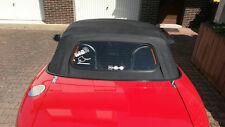 Mx-5 Miata Heck capota vidrio glascheibe capota Mazda na mx5 transformación