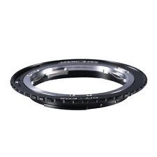 K&F concepto Adaptador Para CONTAX YASHICA C/lente y a la cámara Canon EOS EF