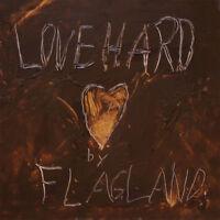 "Flagland : Love Hard VINYL 12"" Album (2014) ***NEW*** FREE Shipping, Save £s"