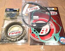 Yamaha RAPTOR 660 2001–2005 Tusk Clutch, Springs Cover Gasket, & Cable Kit