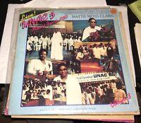 Mattie Moss Clark Live! U.N.A.C. 5 Miami Beach 1980 Volume 3 Rare Gospel Soul
