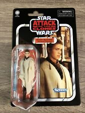 New listing Star Wars The Vintage Collection Vc32 Anakin Skywalker Peasant Disguise New