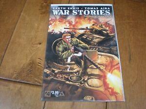 War Stories: Children of Israel #4 (2014) Avatar Comics NM