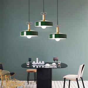 Green Kitchen Pendant Lighting Bar Chandelier Light Office Shop Ceiling Lights