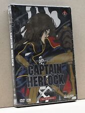 CAPTAIN HERLOCK 1 [dvd, shin vision, exa, special edition, space pirate]
