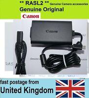 Genuine Canon PD-E1 USB Power Adapter EOS R , RP ,BG-22 , G5X Mark 2,G7X Mark 3