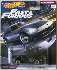 Hot Wheels 2020 Premium Fast Rewind Fast & Furious FAIRLADY Z 4/5 240Z