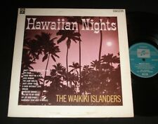 HAWAIIAN NIGHTS LP - BASIL HENRIQUES & WAIKIKI ISLANDERS ON COLUMBIA