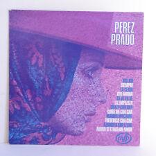"""33T PEREZ PRADO Vinyle LP 12"""" PAZOS BECKER MONTEIRO LOPEZ AQUINO Monde MFP 95381"""