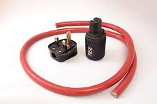 MCRU Belden Bricolage Mains Lead Set | BELDEN 19364/83803 Câble | Fits Marantz | Sony