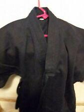 Kendo Uniform Gi Kendogi & Hakama Dark Navy - Child Size - Used