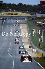James Hunt McLaren M23 South African Grand Prix 1977 Photograph