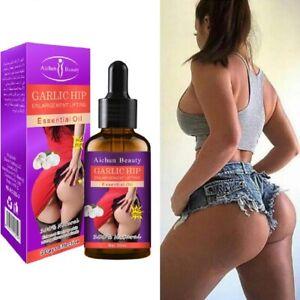 .Butt Enlargement Garlic Hip Buttock Essential Oil Buttocks Firming Lifting Up .