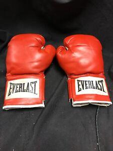 Everlast Pro Style Training Gloves 12 oz Red