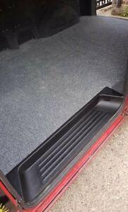VW T5 T5.1 T6 Transporter Kombi Style Deeper Side Door Step ACH GLASSFIBRE