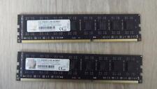 2x 2GB DDR3-RAM 240-pol. PC3-10600 1333MHZ G.SKILL F3-10666CL9S-4GBNT